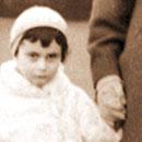 Anne Frank Fotogedenkwand Dornbuschpassage