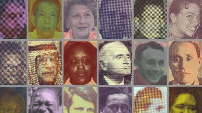 people, 18 portraits