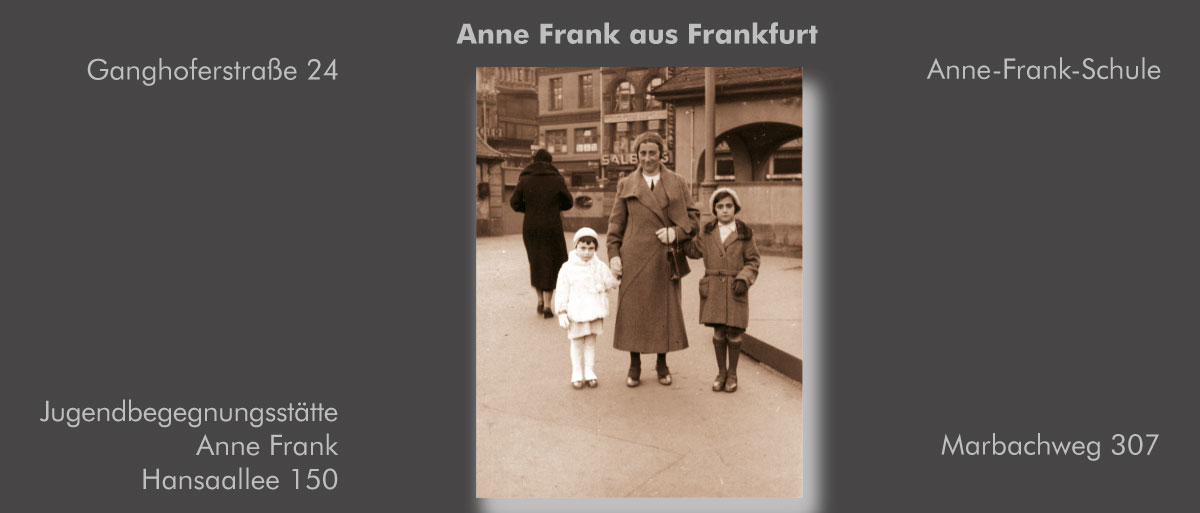 Anne Frank Dornbuschpassage