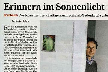 Publikationen über Bernd Fischer