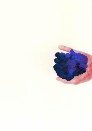 Eingeschobene Hand (Intime Stücke 61)