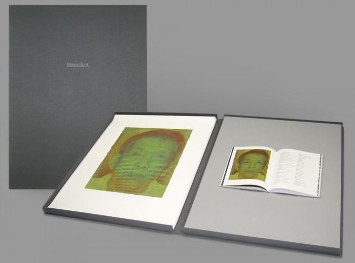 Porträtreihe Menschen. Kassetten Edition 1