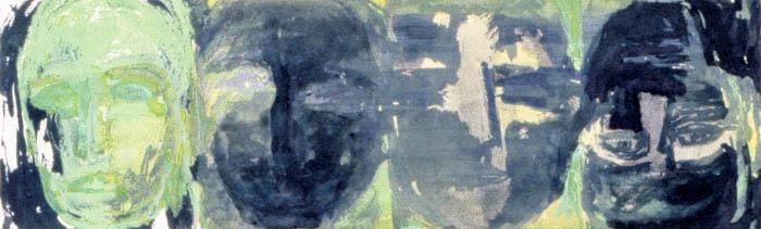 Vier Köpfe, 1987