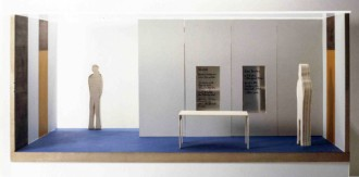 Modell 1: Annegret Gabriel, Hanna Johe, Jannie Frühwald