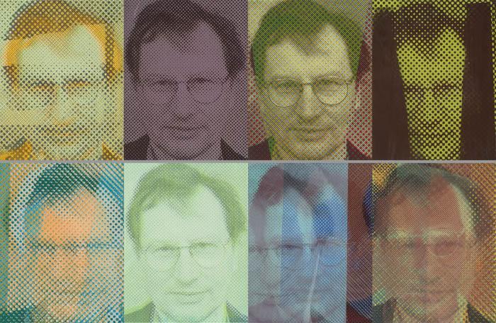 Bernd Fischer - Selbstportrait