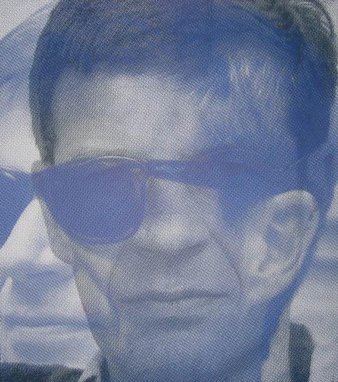 Bernd Fischer - Portrait auf Papier-2