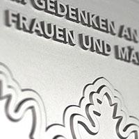 Gedenktafel Polizei Hessen