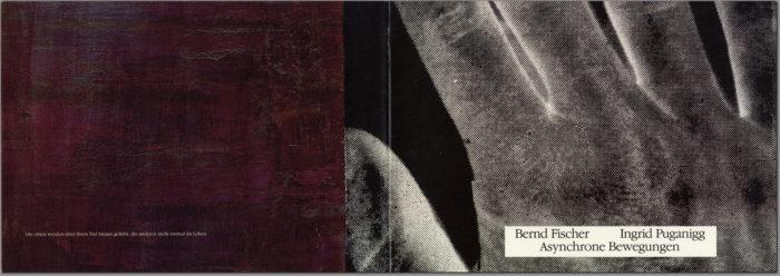 Asynchrone Bewegungen Umschlag