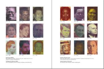 Menschen. Seiten 10-11