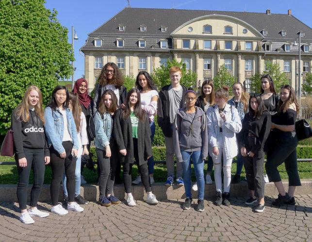 Schüler*innen der Foto AG, Albert-Schweizer-Schule Offenbach
