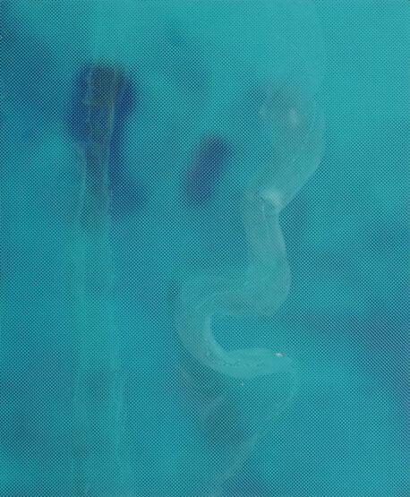 Tafelbild O.T. 2001
