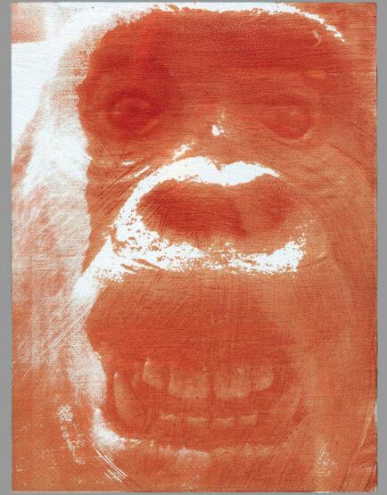 Tafelbild O.T. (121), 2005