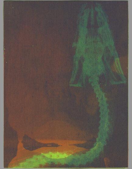 Tafelbild O.T. (201), 2005