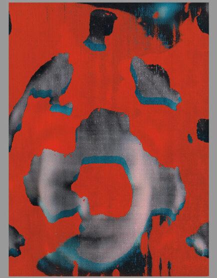Tafelbild O.T (186), 2007