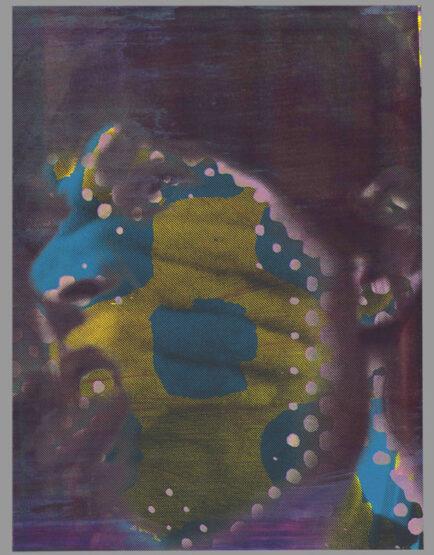 Tafelbild O.T. (14), 2009
