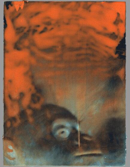 Tafelbild O.T. (223), 2008