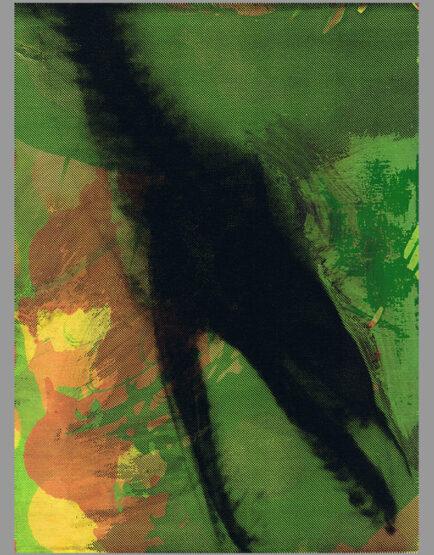 Tafelbild O.T. (55) 2007