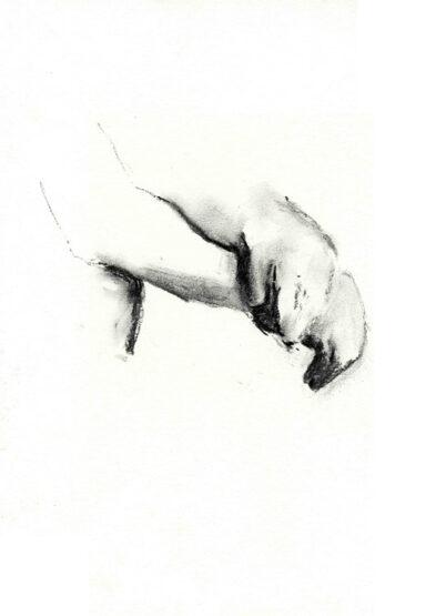 """Aktzeichnung """"Hände"""" 2011"""