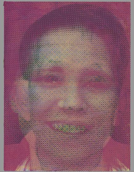 Tafelbild O.T. (109), 2014